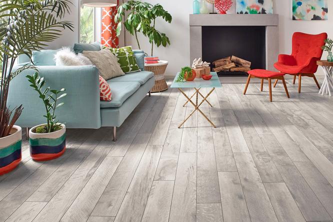 For how long do vinyl floorings last?