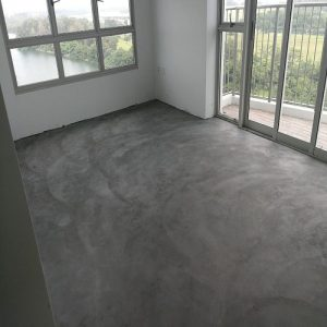 Cement Screed Flooring