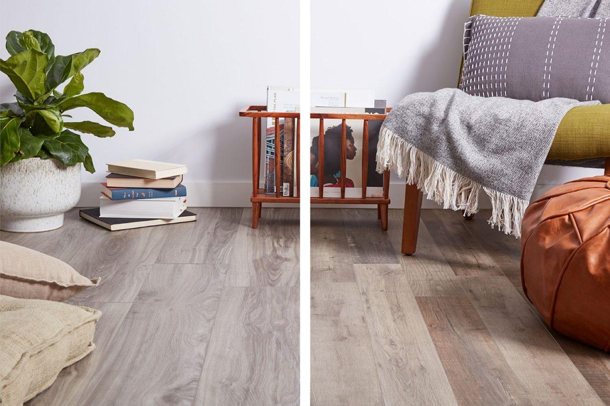 Vinyl vs. Laminate Flooring Comparison Guide